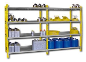 safety shelving